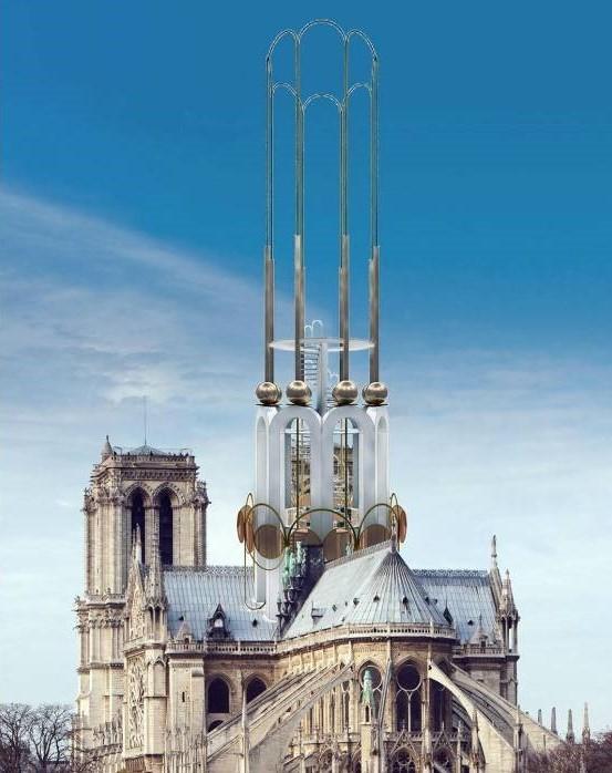 Notre Dame Deformada