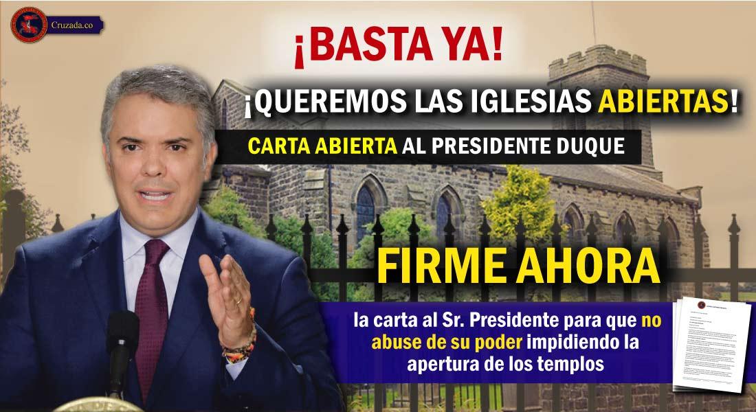 Carta-Abierta-al-Presidente-Duque-para-abrir-las-Iglesias