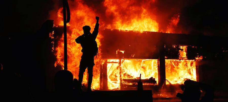 protestas en mineapolis