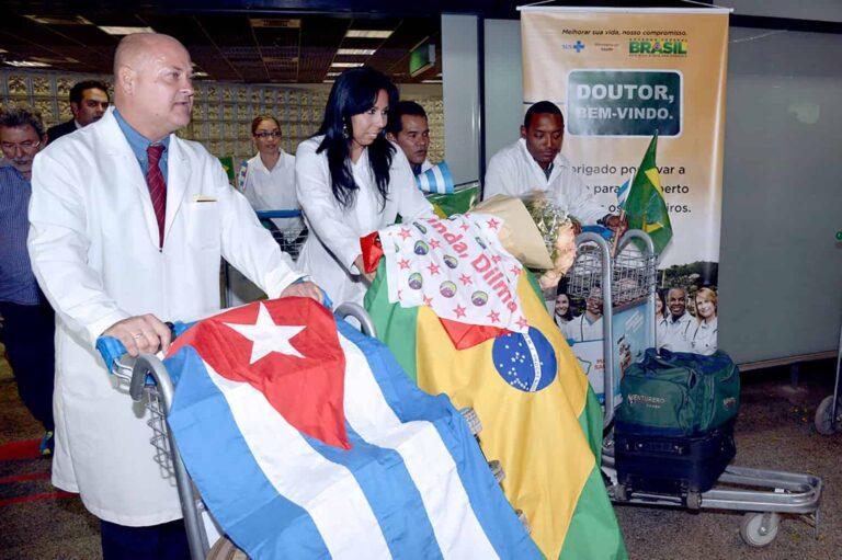 La escandalosa esclavitud de los médicos cubanos en Brasil 2