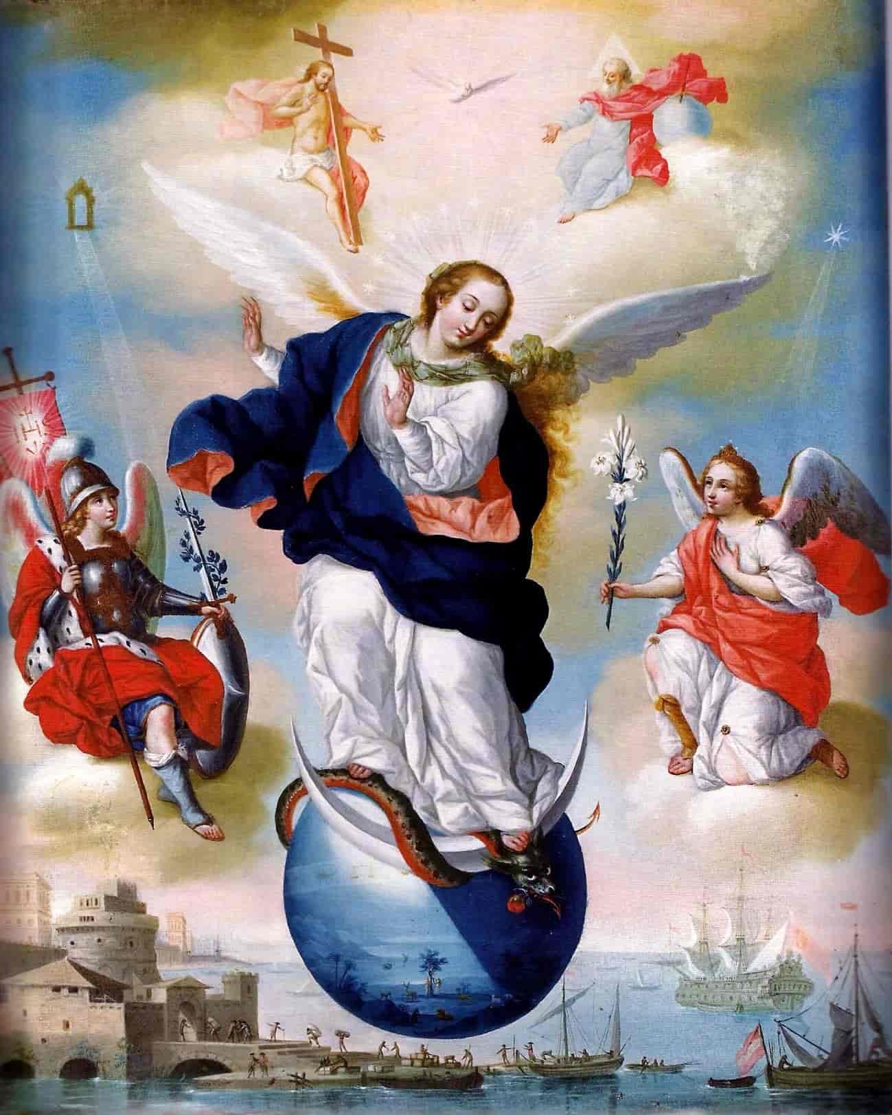 La santa intransigencia un aspecto de la Inmaculada Concepción 1