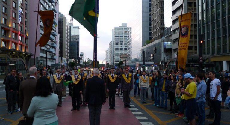 Telegrama de Instituto Plinio Correa de Oliveira al Presidente electo de Brasil Jair Bolsonaro 1